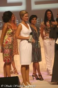 Nathalie Poppe : l'étiquette pour une Miss